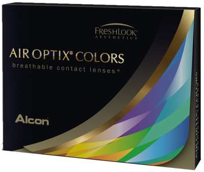 Alcon Air Optix Colors fargede kontaktlinser 2pk